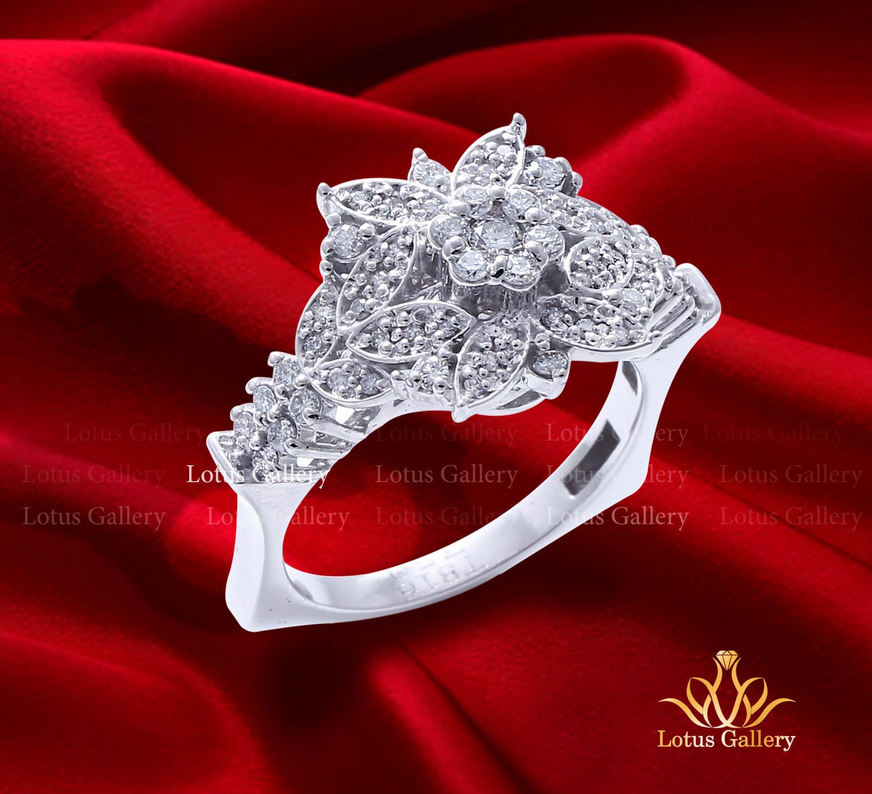 انگشتر جواهر