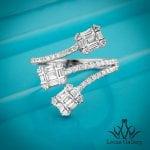 انگشتر جواهر باگت خور