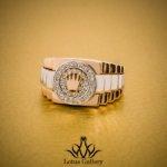 انگشتر مردانه جواهر