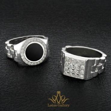 انگشتر رولکس جواهر مردانه