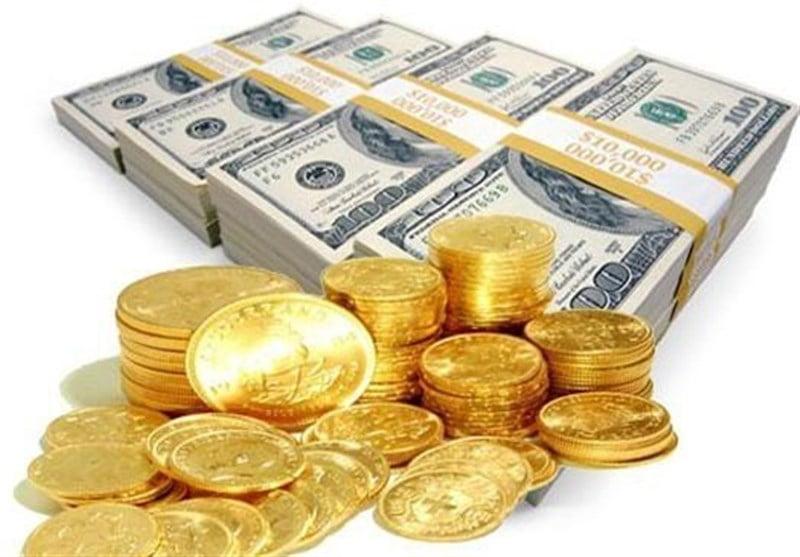 قیمت طلا و ارز