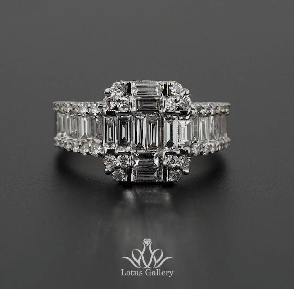 انگشتر جواهر باگت