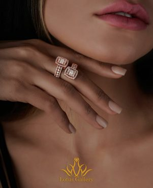 انگشتر باگت جواهر