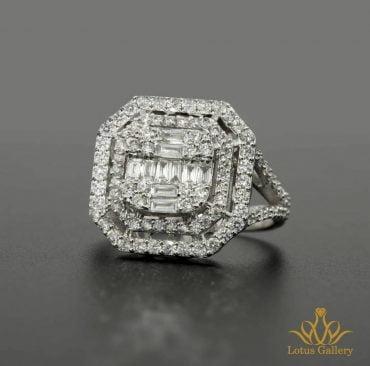 انگشتر جواهر زیبا و خاص