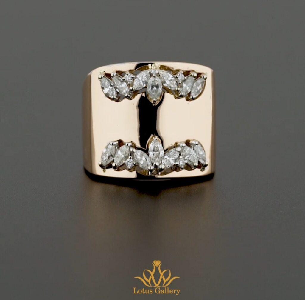 انگشتر جواهر مارکیز خاص