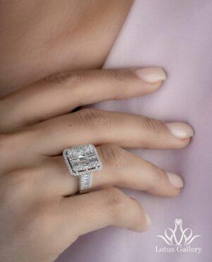 انگشتر جواهر خاص