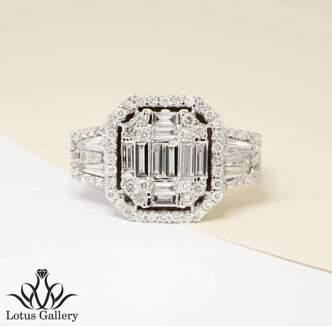 حلقه جواهر باگت