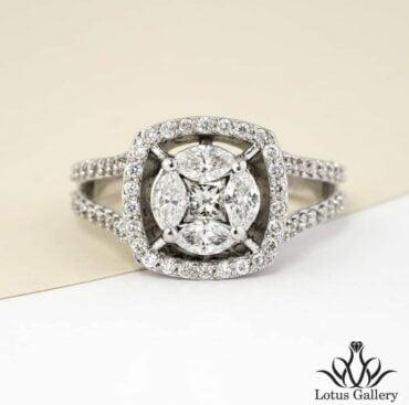 انگشتر جواهر پرنس و مارکیز