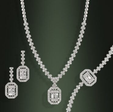 سرویس ظریف جواهر طلا